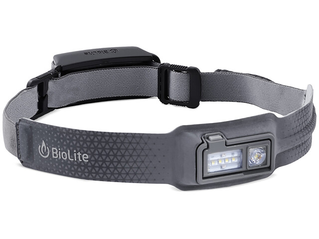 BioLite HeadLamp - Linterna frontal - gris